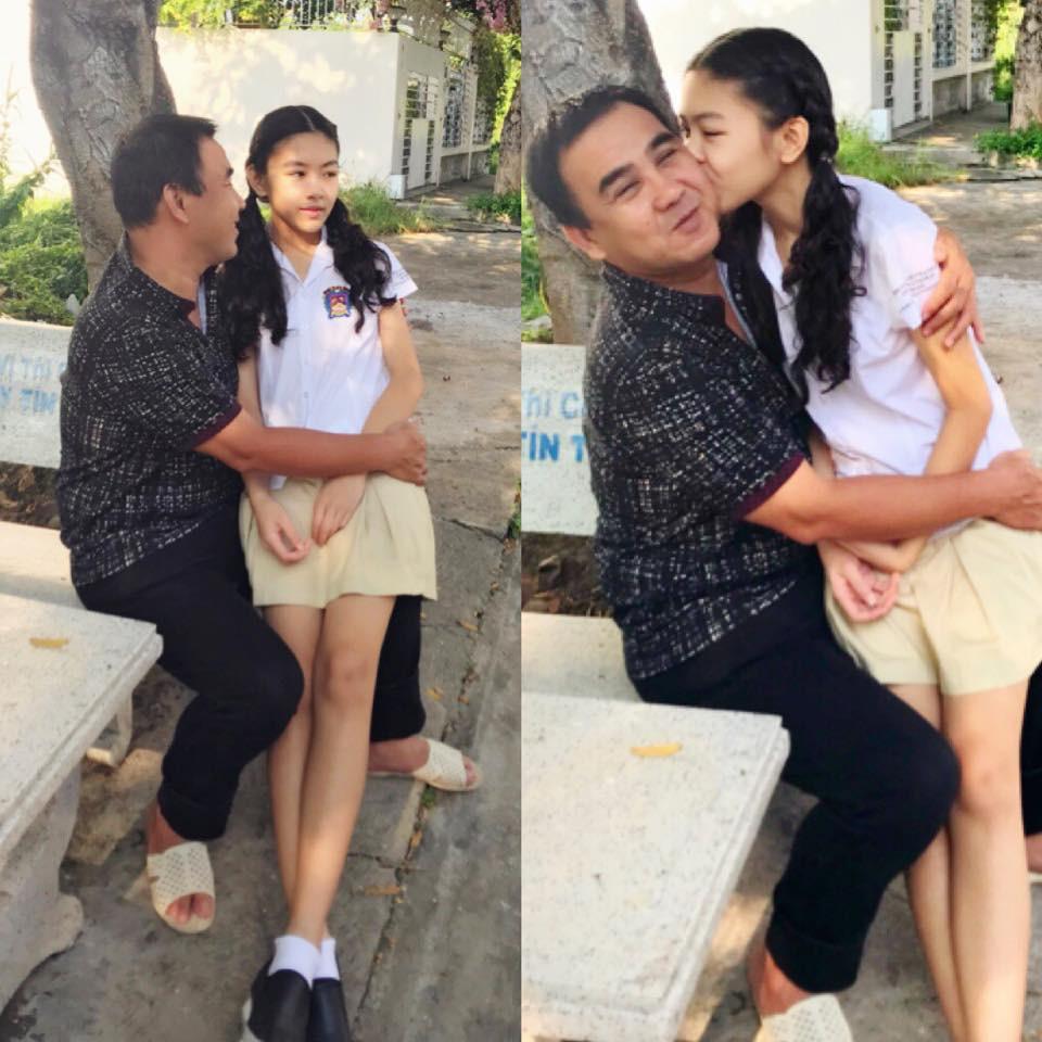 Con gái rượu của MC Quyền Linh: Càng lớn càng xinh, được dự đoán là hoa hậu tương lai - Ảnh 12