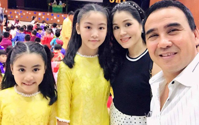 Con gái rượu của MC Quyền Linh: Càng lớn càng xinh, được dự đoán là hoa hậu tương lai - Ảnh 2