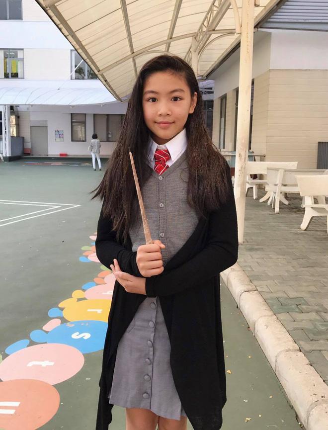 Con gái rượu của MC Quyền Linh: Càng lớn càng xinh, được dự đoán là hoa hậu tương lai - Ảnh 3