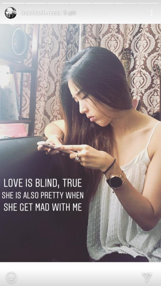 Sau ồn ào bị Việt Hương tố làm việc thiếu chuyên nghiệp, Huỳnh Anh lần đầu công khai đăng ảnh tình mới xinh đẹp - Ảnh 1