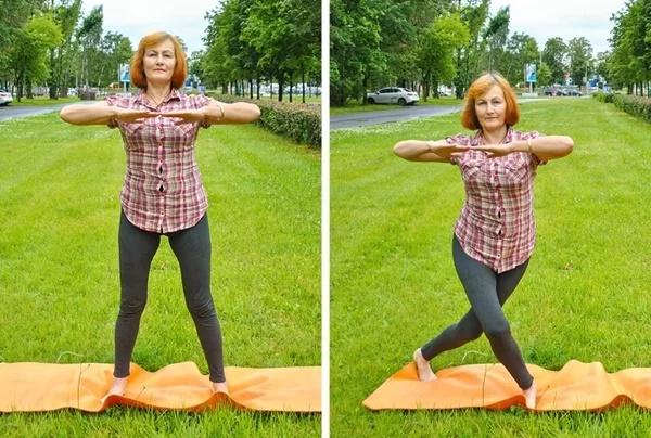 12 động tác giúp giảm mỡ thừa toàn thân cho phụ nữ ngoài 40 - Ảnh 4