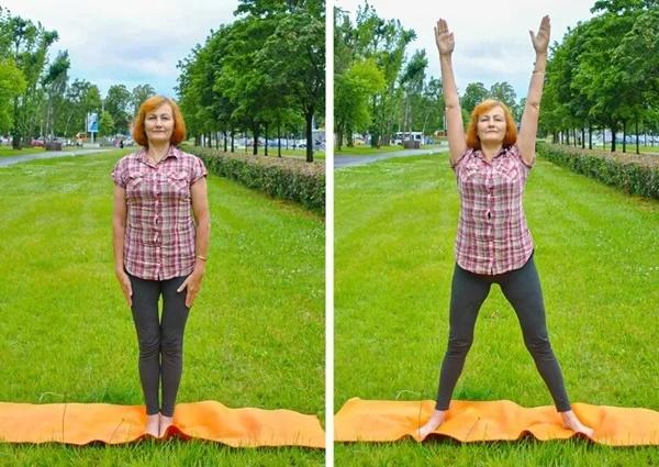 12 động tác giúp giảm mỡ thừa toàn thân cho phụ nữ ngoài 40 - Ảnh 7