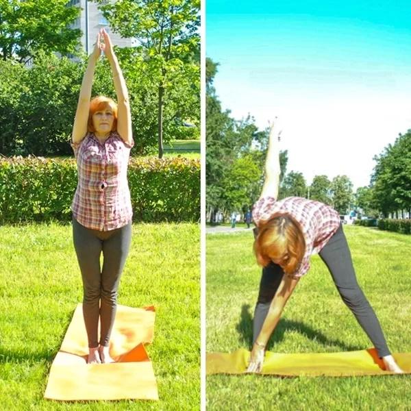 12 động tác giúp giảm mỡ thừa toàn thân cho phụ nữ ngoài 40 - Ảnh 8