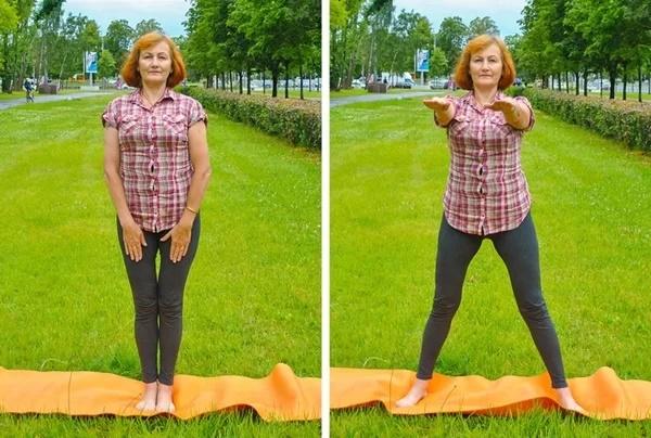 12 động tác giúp giảm mỡ thừa toàn thân cho phụ nữ ngoài 40 - Ảnh 9