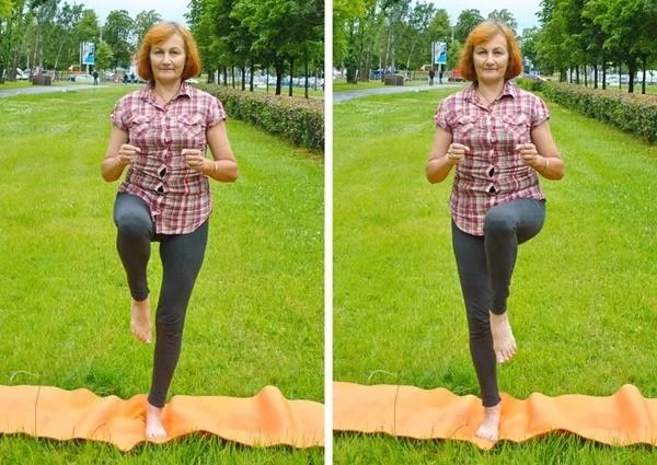 12 động tác giúp giảm mỡ thừa toàn thân cho phụ nữ ngoài 40 - Ảnh 10