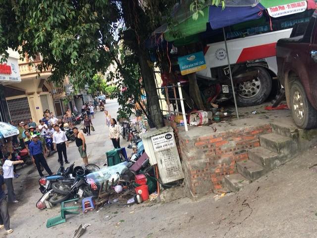 Hé lộ nguyên nhân vụ tai nạn thảm khốc tại Quảng Ninh - Ảnh 1