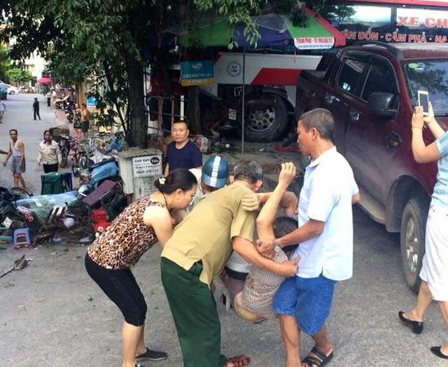 Hé lộ nguyên nhân vụ tai nạn thảm khốc tại Quảng Ninh - Ảnh 2