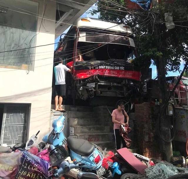 Hé lộ nguyên nhân vụ tai nạn thảm khốc tại Quảng Ninh - Ảnh 3