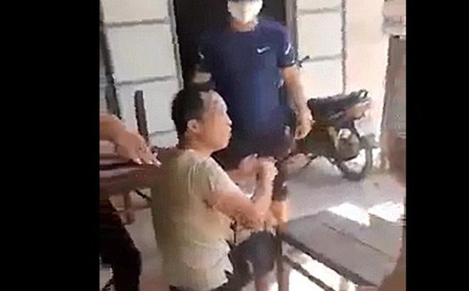 Nhóm người Trung Quốc nhập cảnh trái phép bỏ chạy tán loạn khi vừa bị p