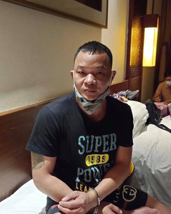 Cao Lượng Cố, thành viên trong đường dây đưa người Trung Quốc nhập cảnh trái phéo vào Việt Nam, vừa bị b.ắt