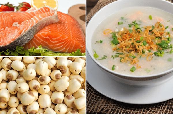 Cách nấu cháo cá hồi cho bé bảo toàn được tối đa các chất dinh dưỡng - Ảnh 1
