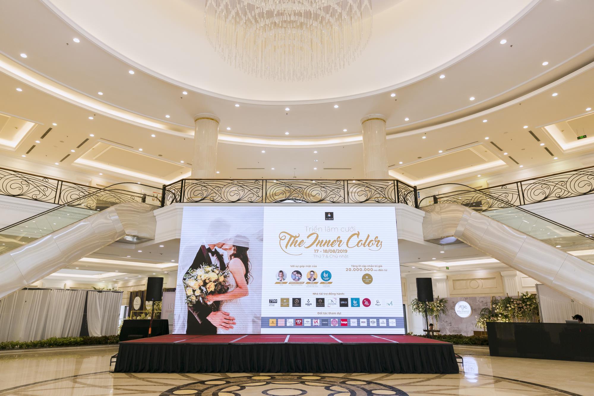Triển lãm cưới Almaz Mini Wedding Fair - Rực rỡ màu sắc cá nhân trong ngày trọng đại - Ảnh 14