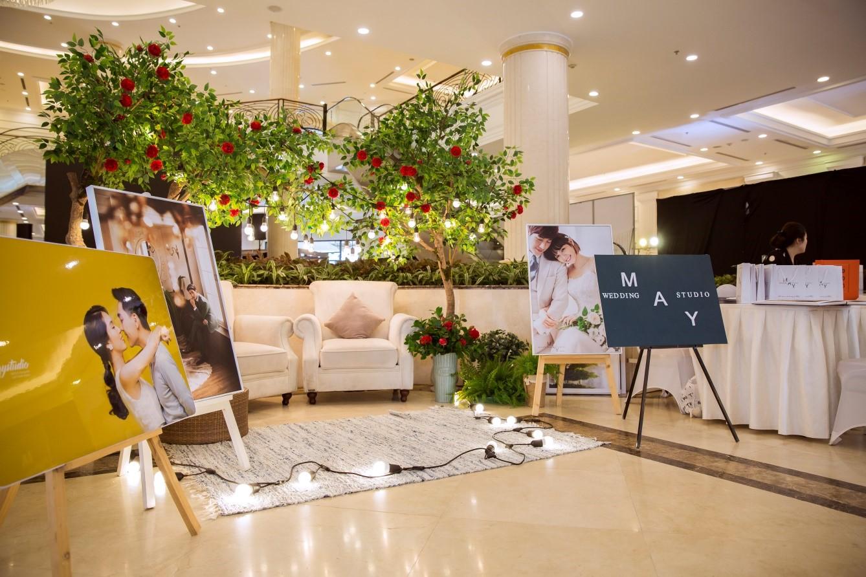 Triển lãm cưới Almaz Mini Wedding Fair - Rực rỡ màu sắc cá nhân trong ngày trọng đại - Ảnh 7