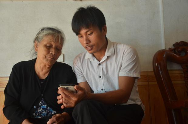 Công an đến nhà lấy ADN các gia đình trình báo con mất tích khi sang Anh - Ảnh 1