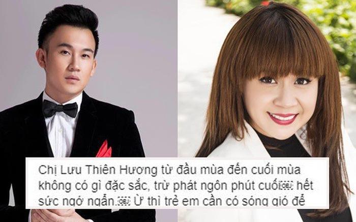 sieu mau xuan lan chi trich luu thien huong 2
