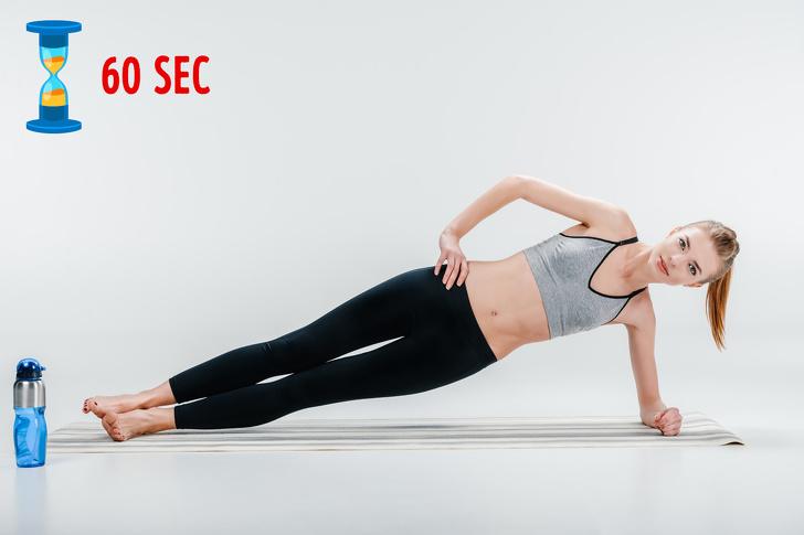 Tập ngay 8 động tác yoga đốt cháy mỡ bụng này, vòng eo không chỉ thon gọn mà còn lộ rõ đường cong gợi cảm - Ảnh 7