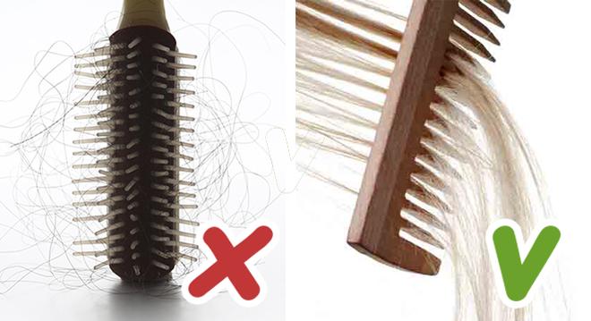 9 lưu ý giúp bạn trị tận gốc nỗi khổ rụng tóc - Ảnh 2