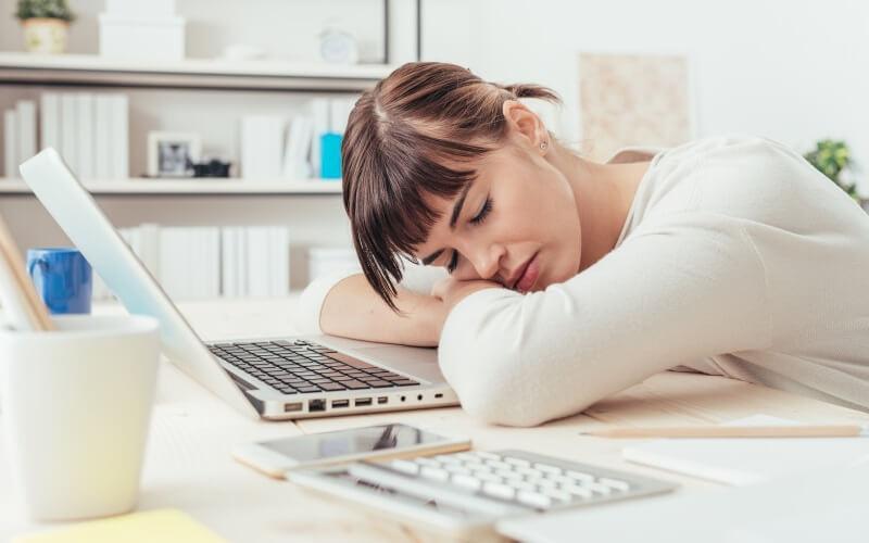 Dân văn phòng hay căng thẳng có nguy cơ đối mặt với hàng loạt vấn đề sức khỏe sau - Ảnh 5