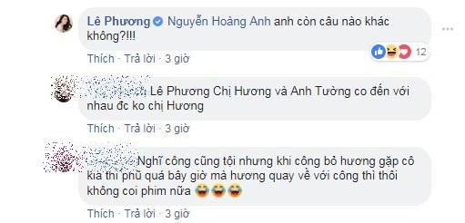 Sau cảnh Lê Phương điên loạn, fan 'phát sốt' khi lộ tình tiết 'Hương - Tường' nắm tay hạnh phúc trước biển - Ảnh 3