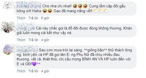 Sau cảnh Lê Phương điên loạn, fan 'phát sốt' khi lộ tình tiết 'Hương - Tường' nắm tay hạnh phúc trước biển - Ảnh 4