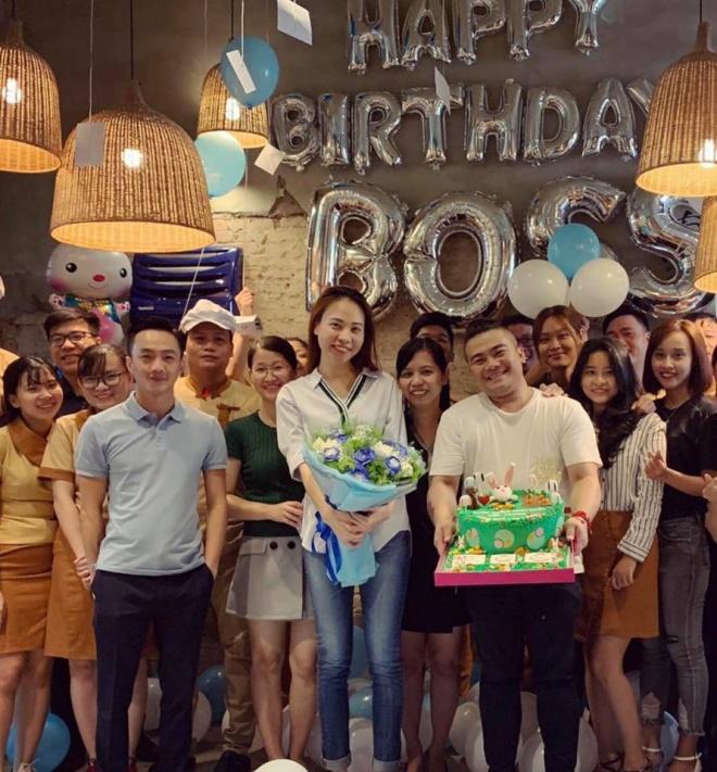 Không rình rang, Cường Đô La chúc mừng sinh nhật sớm Đàm Thu Trang bằng cách này - Ảnh 1