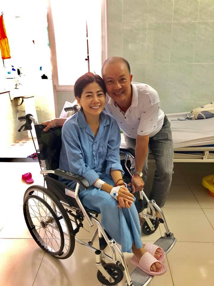 Ung thư giai đoạn cuối, nghệ sĩ Lê Bình xúc động khi được Đức Hải tặng thuốc quý - Ảnh 4