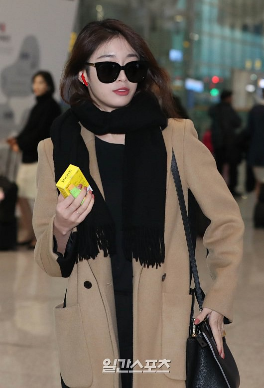 Ji Yeon (T-ara) xuất hiện như nữ thần tại sân bay, sang Việt Nam tham dự sự kiện âm nhạc lớn nhất năm - Ảnh 4