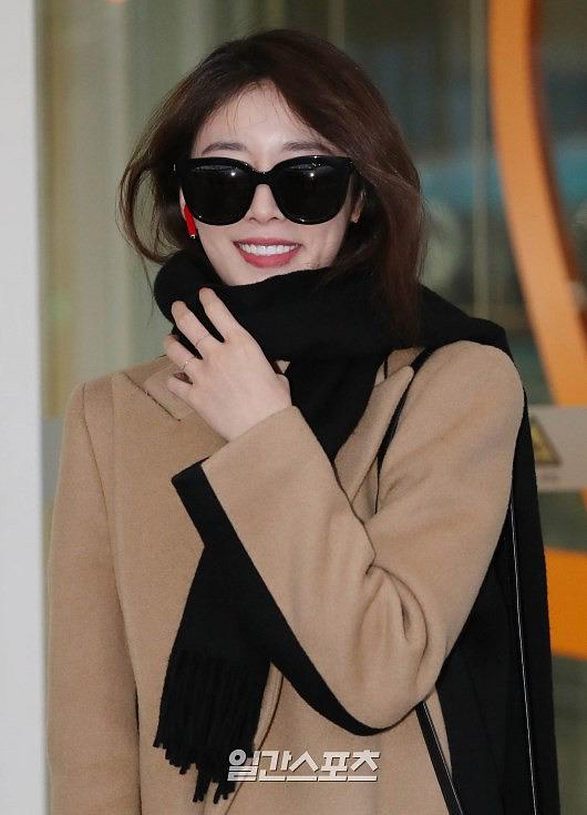 Ji Yeon (T-ara) xuất hiện như nữ thần tại sân bay, sang Việt Nam tham dự sự kiện âm nhạc lớn nhất năm - Ảnh 6