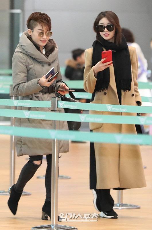 Ji Yeon (T-ara) xuất hiện như nữ thần tại sân bay, sang Việt Nam tham dự sự kiện âm nhạc lớn nhất năm - Ảnh 10