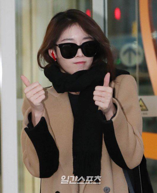 Ji Yeon (T-ara) xuất hiện như nữ thần tại sân bay, sang Việt Nam tham dự sự kiện âm nhạc lớn nhất năm - Ảnh 7