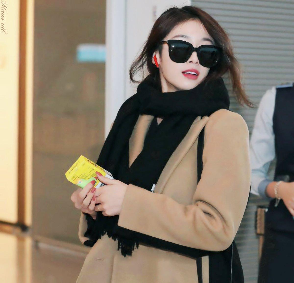 Ji Yeon (T-ara) xuất hiện như nữ thần tại sân bay, sang Việt Nam tham dự sự kiện âm nhạc lớn nhất năm - Ảnh 9
