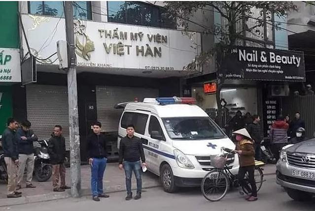 Vụ người đàn ông tử vong khi hút mỡ bụng: Thẩm mỹ viện Việt Hàn hoạt động trái phép - Ảnh 1
