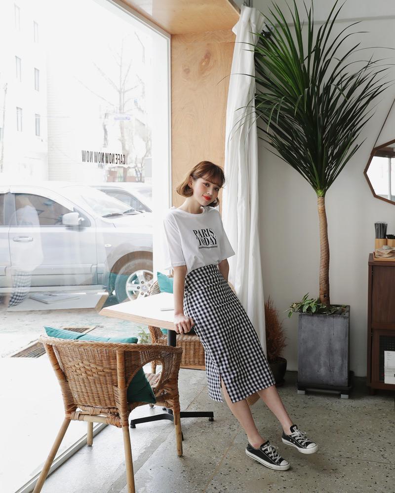 4 kiểu chân váy dài qua gối cực phù hợp để diện trong ngày Tết, vừa đẹp vừa không lo hớ hênh - Ảnh 9