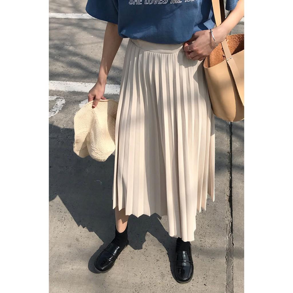 4 kiểu chân váy dài qua gối cực phù hợp để diện trong ngày Tết, vừa đẹp vừa không lo hớ hênh - Ảnh 2