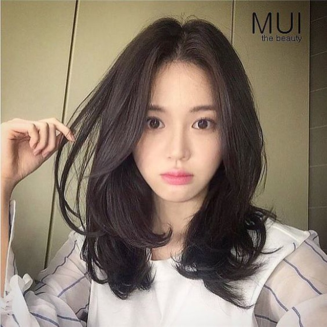 6 kiểu tóc không bao giờ lỗi mốt cho nàng đón tết - Ảnh 5