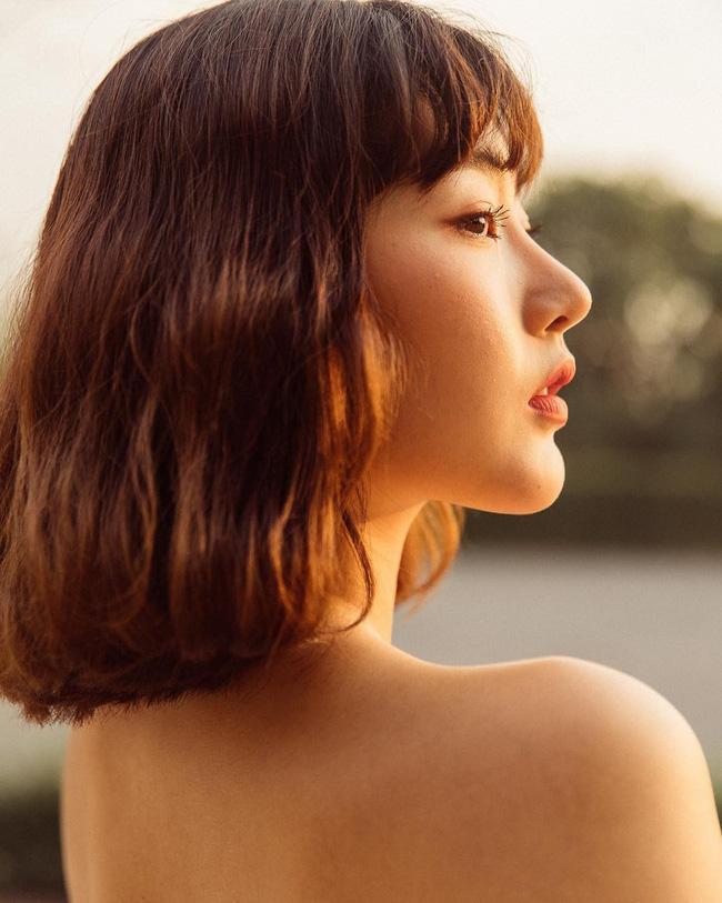 Dù tóc ngắn thì vẫn có 4 kiểu uốn xoăn đẹp quên sầu mà không già chút nào để chị em điệu đà diện Tết - Ảnh 6