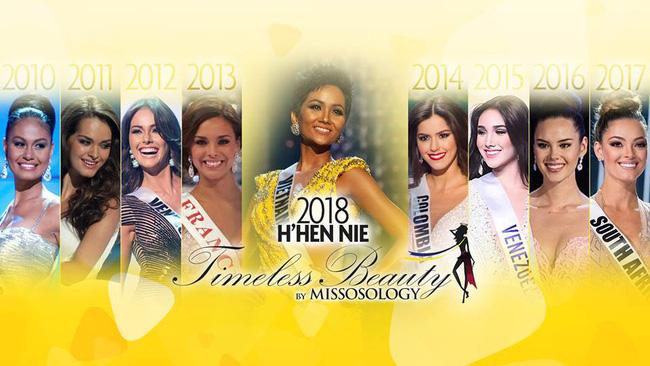 H'Hen Niê trở thành Hoa hậu đẹp nhất thế giới 2018, điều mà chưa có người đẹp Việt nào có thể làm được trước đó - Ảnh 2