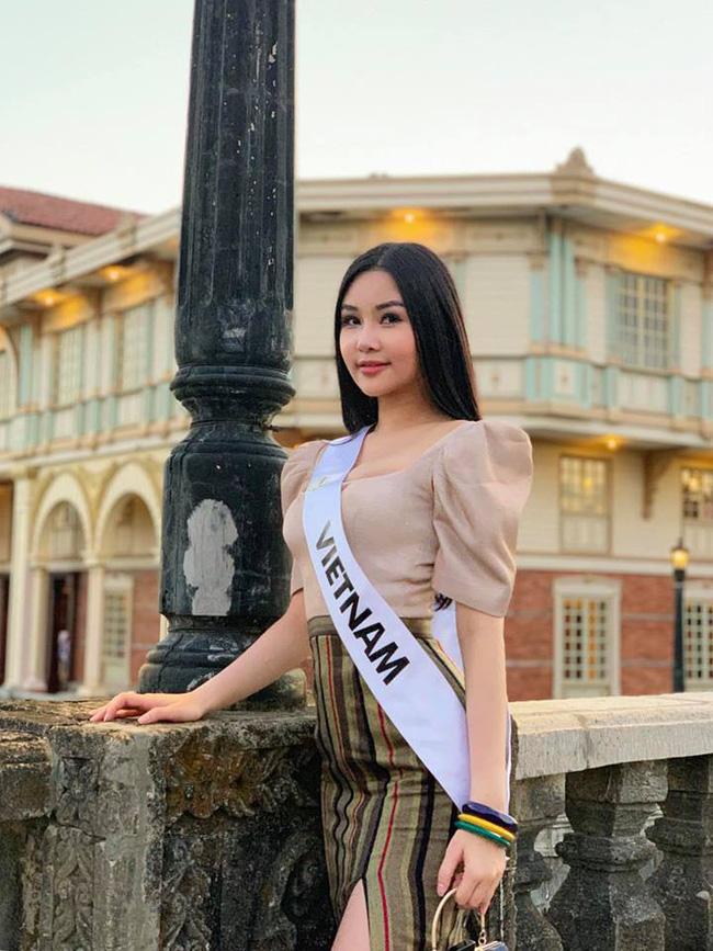Phản ứng đầy bất ngờ của dàn Hoa hậu Việt khi Ngân Anh trở thành Á hậu 4 Miss Intercontinental 2018 - Ảnh 1