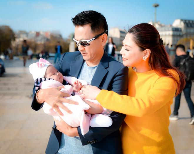 Sau 6 tháng chào đời, con gái Thanh Thảo lần đầu được mẹ đưa về Việt Nam ăn Tết - Ảnh 7