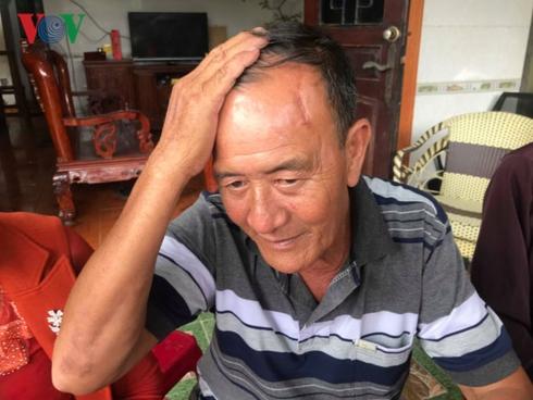 Cha già nghẹn ngào khi gặp lại con trai sau 40 năm là 'liệt sĩ' - Ảnh 4