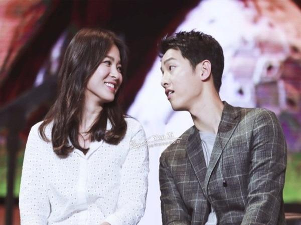 Không hề có chuyện li hôn, Song Hye Kyo và Song Joong Ki chỉ là đang 'chiến tranh lạnh' với nhau mà thôi? - Ảnh 1