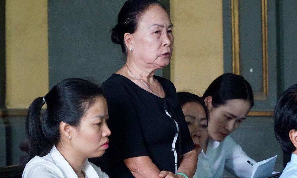 Mẹ ông Đặng Lê Nguyên Vũ nói gì về con dâu? - Ảnh 1