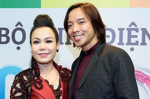 Sau hôn nhân đầu đổ vỡ, Việt Hương lấy được nhạc sĩ đẹp trai nhờ chia nửa hộp cơm - Ảnh 1
