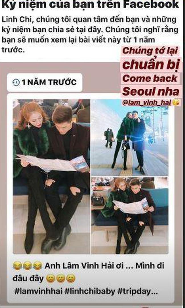 Sau khi khóa Facebook, Linh Chi và Lâm Vinh Hải chặn bình luận trên Instagram - Ảnh 4