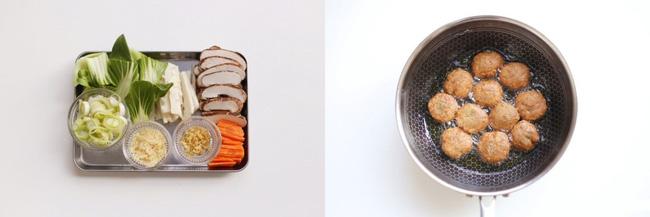 Nâng tầm đẳng cấp cho món thịt viên quen thuộc chỉ với một nguyên liệu này - Ảnh 2