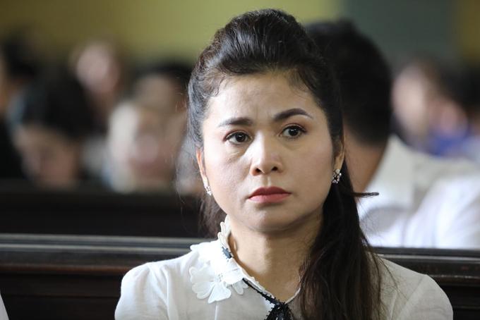 Bà Lê Hoàng Diệp Thảo còn gì sau phiên tòa ly hôn? - Ảnh 1