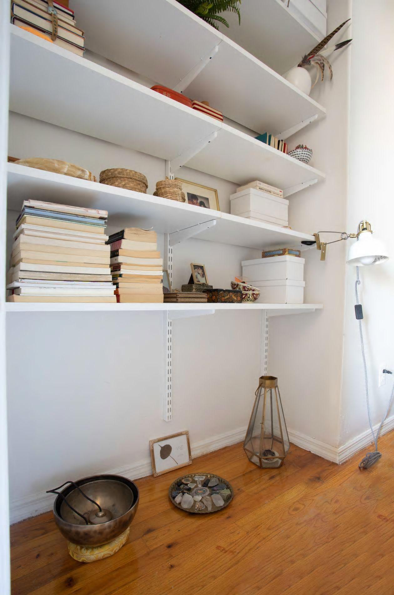 Căn hộ nhỏ 37m² sử dụng những màu sắc đáng kinh ngạc trong trang trí nội thất - Ảnh 8
