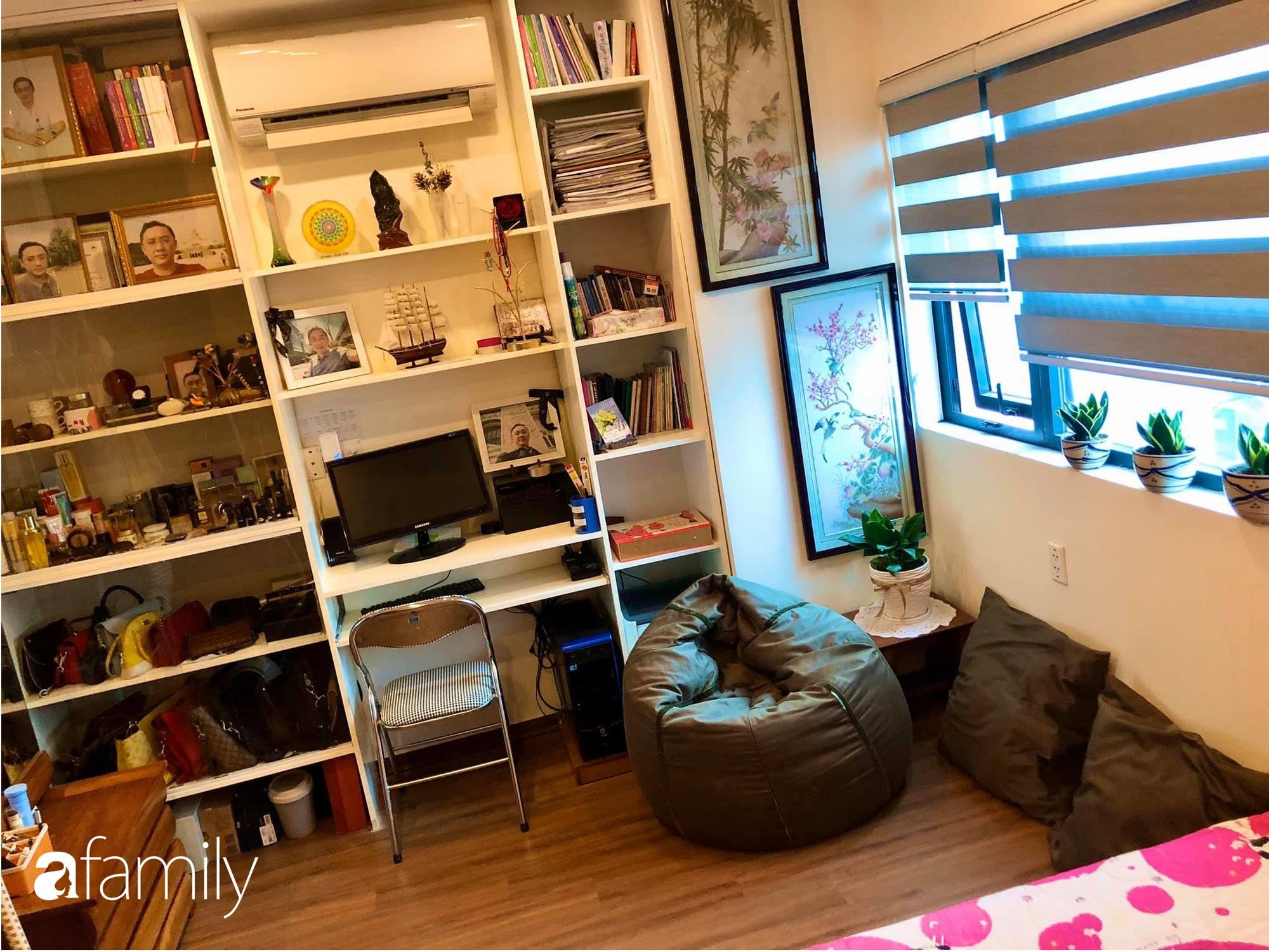 Ngắm căn hộ chung cư ngập tràn tình yêu thương từ bàn tay chăm chút của mẹ chồng tảo tần tại Quảng Ninh - Ảnh 6
