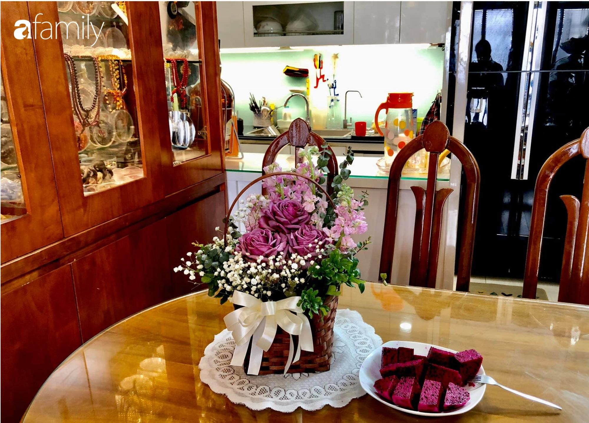 Ngắm căn hộ chung cư ngập tràn tình yêu thương từ bàn tay chăm chút của mẹ chồng tảo tần tại Quảng Ninh - Ảnh 7