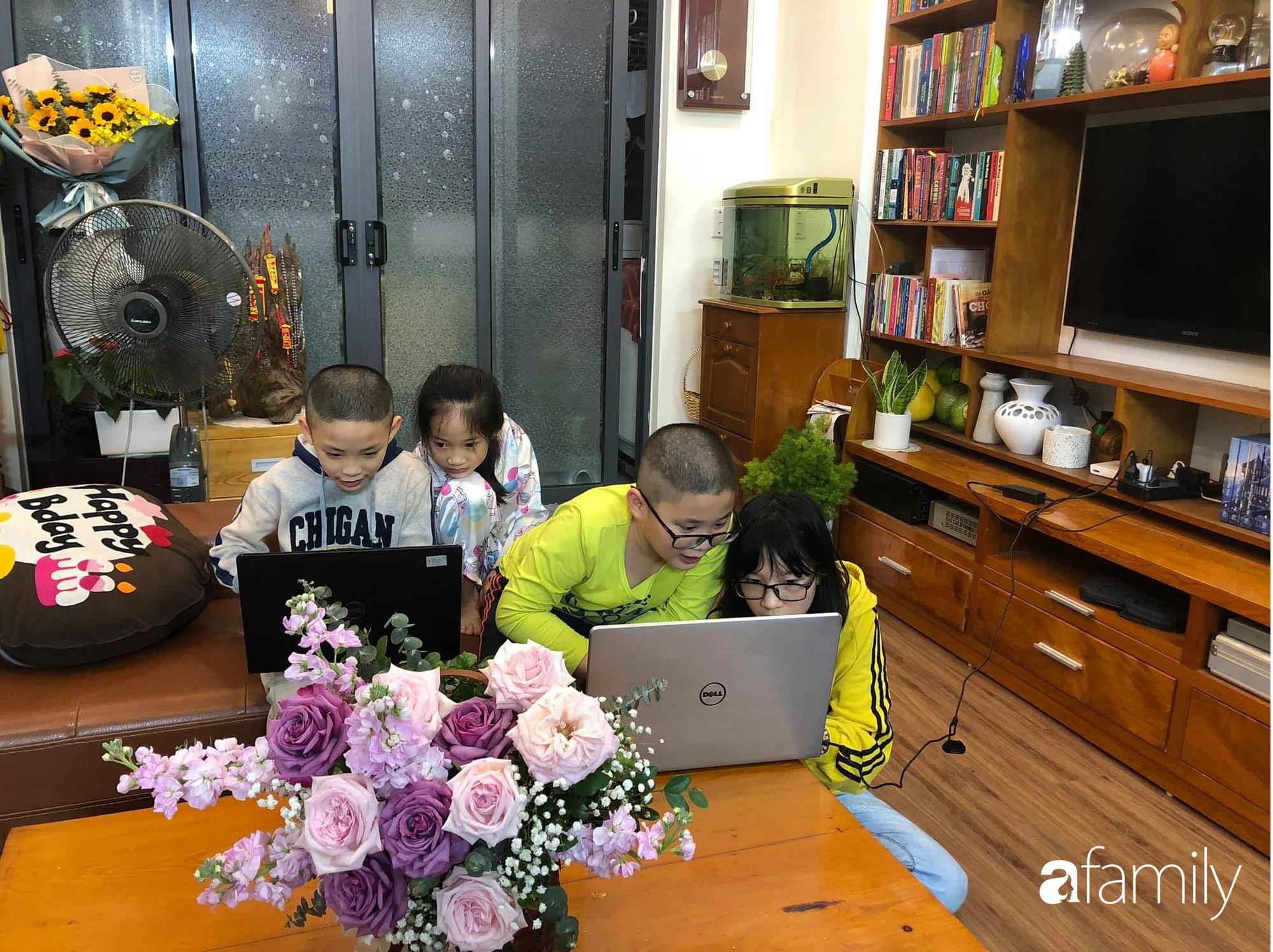 Ngắm căn hộ chung cư ngập tràn tình yêu thương từ bàn tay chăm chút của mẹ chồng tảo tần tại Quảng Ninh - Ảnh 8